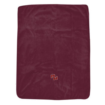 Fleece Blanket with Strap Thumbnail