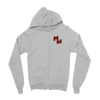 Zip Hooded Sweatshirt Thumbnail